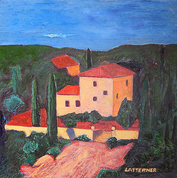 Toscana by John Latterner