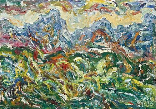 Tuscany 1 by Borislav Djukanovic