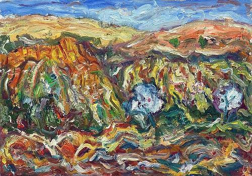 Tuscany 15 by Borislav Djukanovic