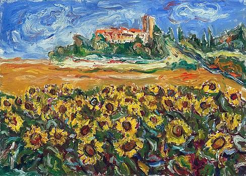 Tuscany 21 by Borislav Djukanovic