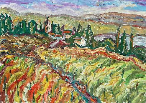 Tuscany 8 by Borislav Djukanovic
