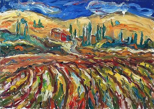 Tuscany 9 by Borislav Djukanovic