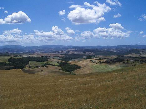 Tuscany by Cassandra NightThunder
