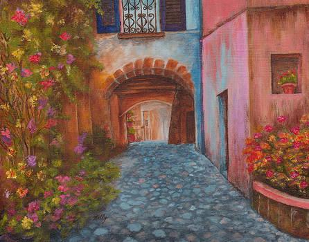 Tuscany by Kathleen Kelly Thompson