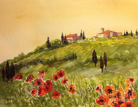 Tuscany by Wendy Hill