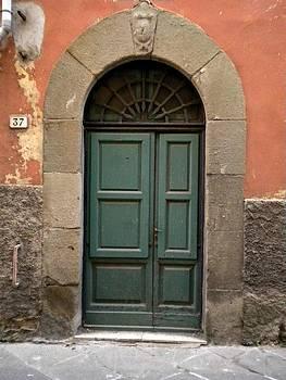 Tuscany's door n. 37 by Silvia Beneforti