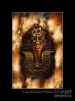 Tutankhamen's Vision by Skye Ryan-Evans