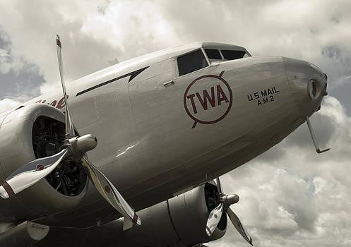 John Clark - TWA Douglas DC-2