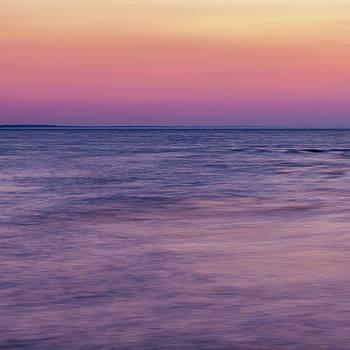 Twilight - Square Canvas by Matt Dobson