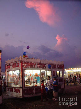 Twilight at the Fair by   Joe Beasley