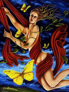 Twilight Flight by Valerie White