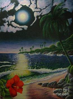 Twilight In Paradise by Ace Robst Jr
