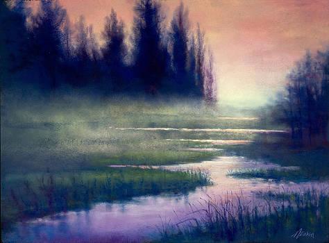 Twilight Passing by Marjie Eakin-Petty