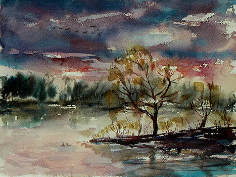 Twilight Serenade II by Xueling Zou