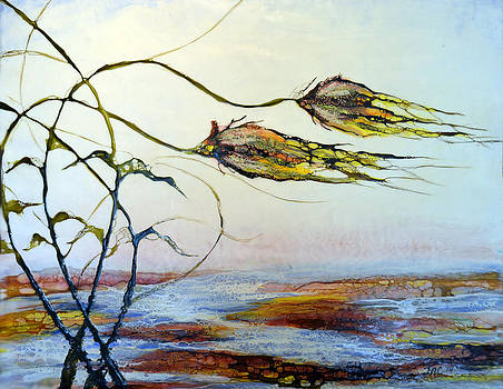 Twin Breezes by Jennifer  Creech