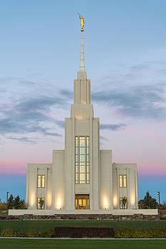 Dustin  LeFevre - Twin Falls Temple