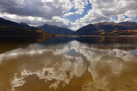 Twin Lake Colorado by Thanh Nguyen
