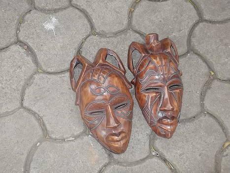 Mask3 by Hilary Bime
