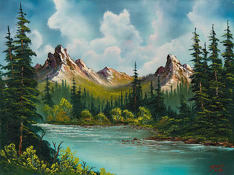 Chris Steele - Twin Peaks River