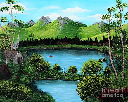Barbara Griffin - Twin Ponds