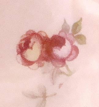 Twin Roses by Christine Corretti