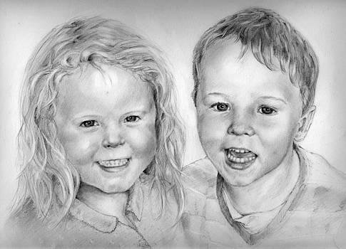 Twins by Gill Kaye