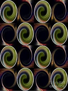 Twist of Green by Ann Calvo