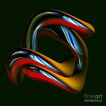 Greg Moores - Twisted Abstract 6