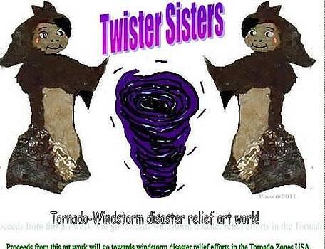 Twister Sisters by John Pavon