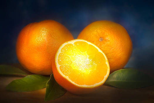 Two And Half Oranges by Martin Joyful