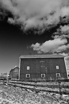Two Barns by Jeff Picoult