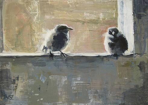 Two Birds by Annie Salness