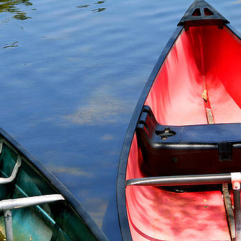 Art Block Collections - Two Canoes