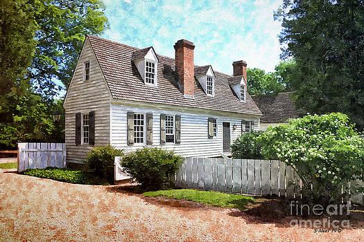 Shari Nees - Two Chimney Cottage