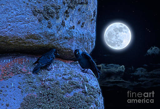 Two Crow Moon by Skye Ryan-Evans