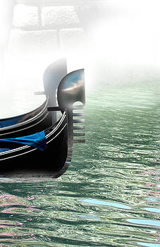Two Gondolas by Martin Joyful
