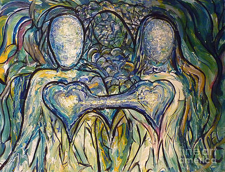 Two Hearts One by Joel A Conner