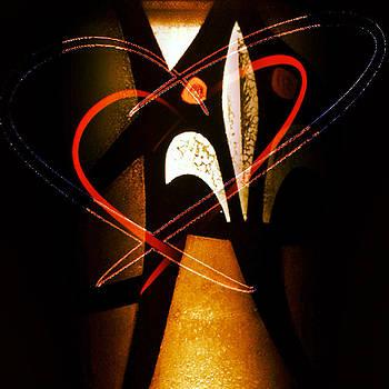 Two Hearts by Patricia Januszkiewicz