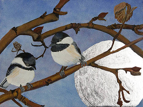 Two in the Bush by Amy Reisland-Speer