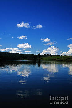 Two Lakes by Sarah Sutherland