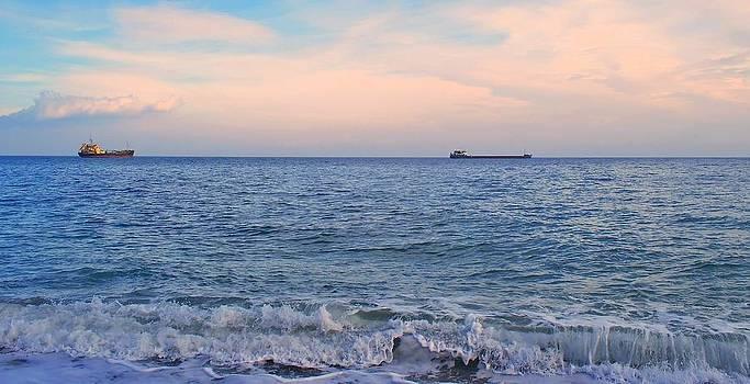 Rick Todaro - Two Ships Passing