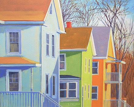 Two Stories by Teresa Tromp