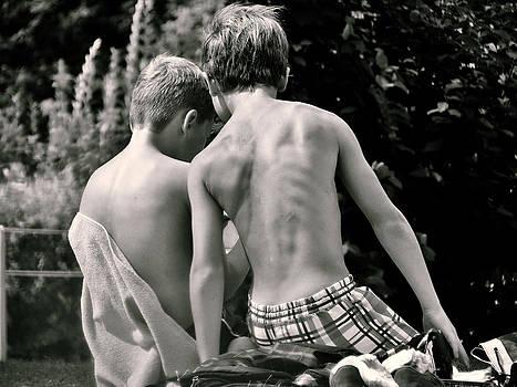 Nicole Frischlich - Two Summerboys I