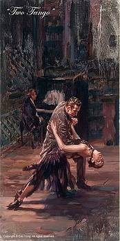 Two Tango by Cao Yong