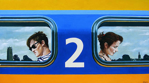 Two To Zaltbommel by Jo King