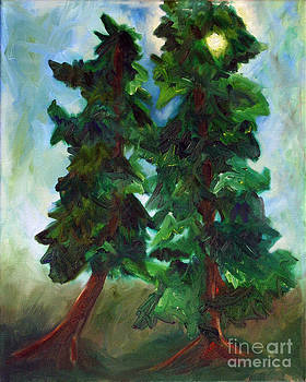 Two Trees by Jade Kozlowski-Goetz