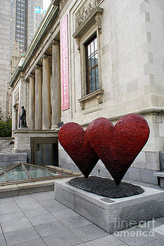 John  Mitchell - TWO VALENTINES Montreal Quebec
