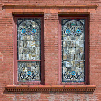 Two Windows by Guy Whiteley