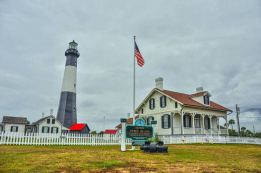 Tybee Island Lighthouse by Donnie Smith