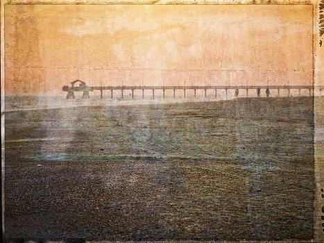 Tybee Pier by Anna Miller